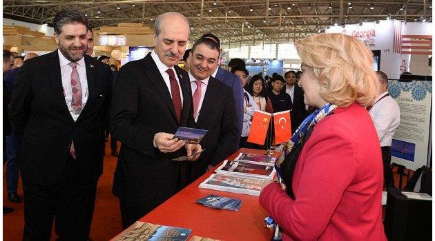 Kurtulmuş: Çin, Türkiye'nin en önemli turizm partnerlerinden olacak