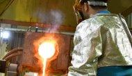 Mastra Altın Madeni'nde yeniden altın dökümü