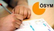 ÖSYM'den Dikey Geçiş Sınavı adaylarına iki müjde