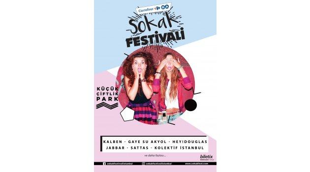 SOKAK FESTİVALİ 14-15 NİSAN'DA KÜÇÜKÇİFTLİK PARK'TA!