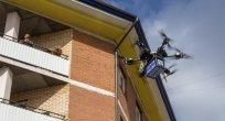 20 Bin Dolarlık Posta Dronu Rusya'da Yere Çakıldı