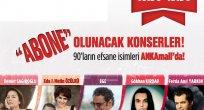 90'LARIN EFSANE İSİMLERİ ANKARALILARLA BULUŞUYOR