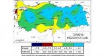 RÜZGARI ARKASINA ALAN TÜRKİYE AVRUPA'DA 3.SIRADA