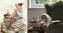 Daha Çok Kitap Okumanıza Yardımcı Olacak 20 Tüyo