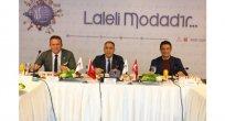 Laleli, 4 ülkeden 200 hazır giyim alıcısıyla 7 milyar dolarlık ihracat rekoruna koşuyor