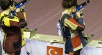 Atıcılık: Havalı Silahlar Atatürk Kupası - Tüfek Atışlarında 2 Türkiye Rekoru