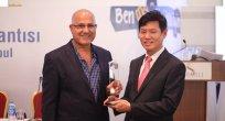 """Çalışanlarının gönüllü faaliyetleri Samsung Electronics Türkiye'ye """"Yılın Gönüllü Dostu Teknoloji Şirketi"""" ödülünü getirdi"""