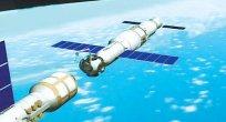 Çin'in Kargo Uzay Aracı Yörüngeden Ayrıldı