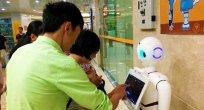 """Çin'in """"Yapay Zekâ"""" Kullanılan İlk Hastanesi Açıldı"""