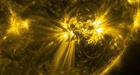 Güneş'te çok büyük ikinci bir patlama meydana geldi