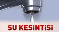 İstanbul'un 20 ilçesinde 12 saat boyunca sular akmayacak