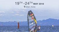 Japonya'da 2. Olan Rüzgar Sörfü Sporcumuz Lena Erdil,Kore'de