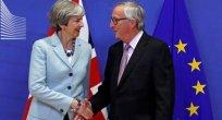 Juncker'dan İngiltere'ye sıcak mesaj