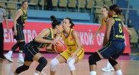 Kadınlar Euroleague | Nadezhda 64-66 Fenerbahçe