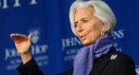 Lagarde: Piyasalardaki iniş çıkışlar endişe verici değil