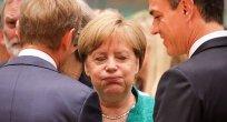 Merkel: Türkiye'ye sığınmacı anlaşması kapsamında ödemeler proje temelli yapılacak