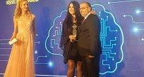 Tüketici Zirvesin' de Canan MAT Ödül aldı