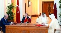 Türkiye-Katar Merkez Bankaları arasında işbirliği imzası