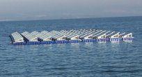 Türkiye'nin ilk yüzer GES'i devreye alındı