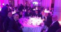 """Uluslararası Yatırımcılar, Türk Yatırımcılar ve Perakendeciler """"Geleneksel AYD MAPIC Yemeği""""nde Bir Araya Geldi!"""