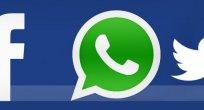 WhatsApp, Facebook ve Twitter kullananlara kötü haber