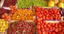 Yaş meyve sebze sektörü ihracatının yüzde 10'unu hava kargo ile yapmayı hedefliyor