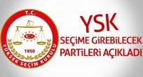YSK'dan İyi Parti açıklaması: Seçimlere girebilir