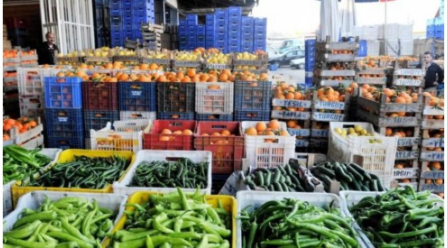 Tüketim harcamalarında gıda ağırlığı