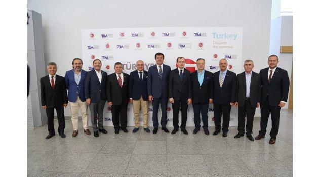 Türkiye Tasarım Haftası basın toplantısı