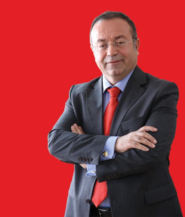 Prof. Dr. Ali KAHRİMAN